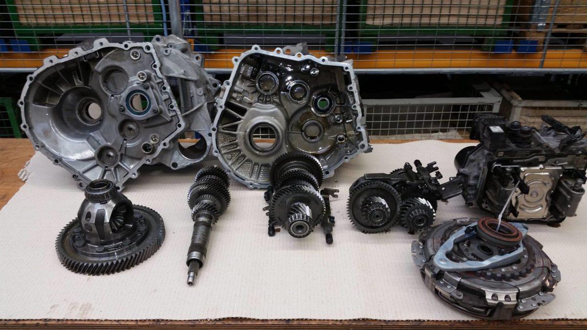 Stiebel KFZ Getriebe Werkstatt